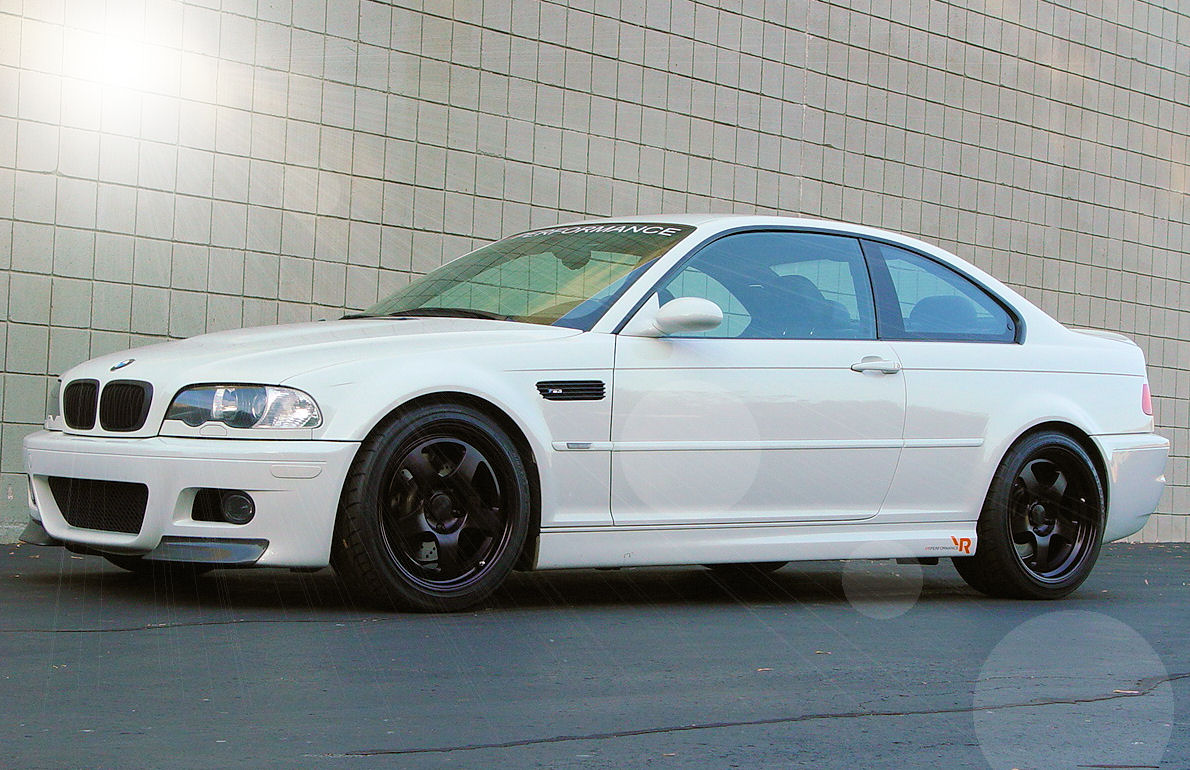 Thecarhack E46 M3 Gt Part 2
